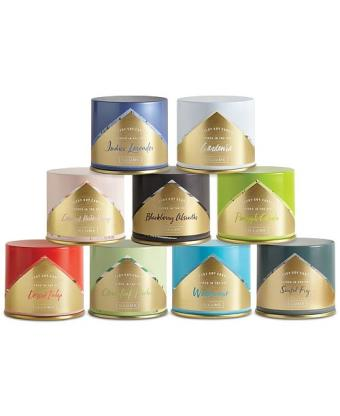 Illume Vanity Tin Soy Candle