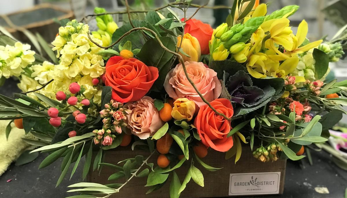 Send Flowers In Bakersfield Ca