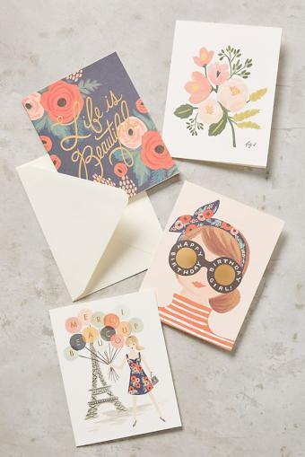 Rifle Paper Co. Notecard