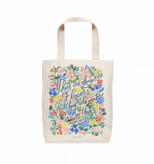 Rifle Paper Co. Tote