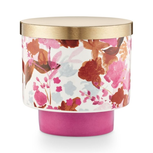 Illume Thai Lily Candle Tin