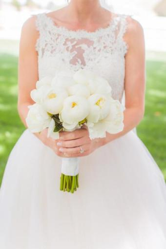 Wedding Flowers by Garden District Flowers